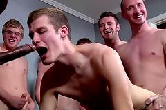 Bukkake, Gay - Porn videos