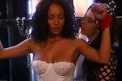 Cage, Lesbian - Porn videos