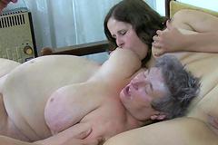 Granny, Lesbian - Porn videos