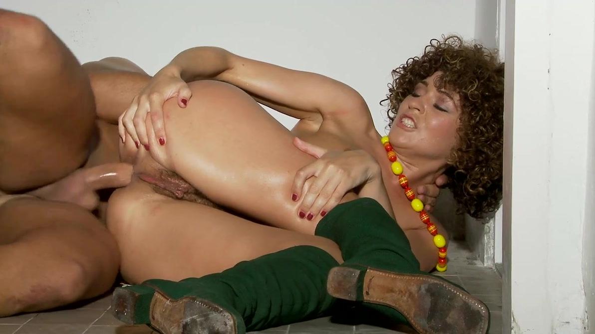 даже порно фильм анал с кудрявой бразильской в белых чулках избавиться