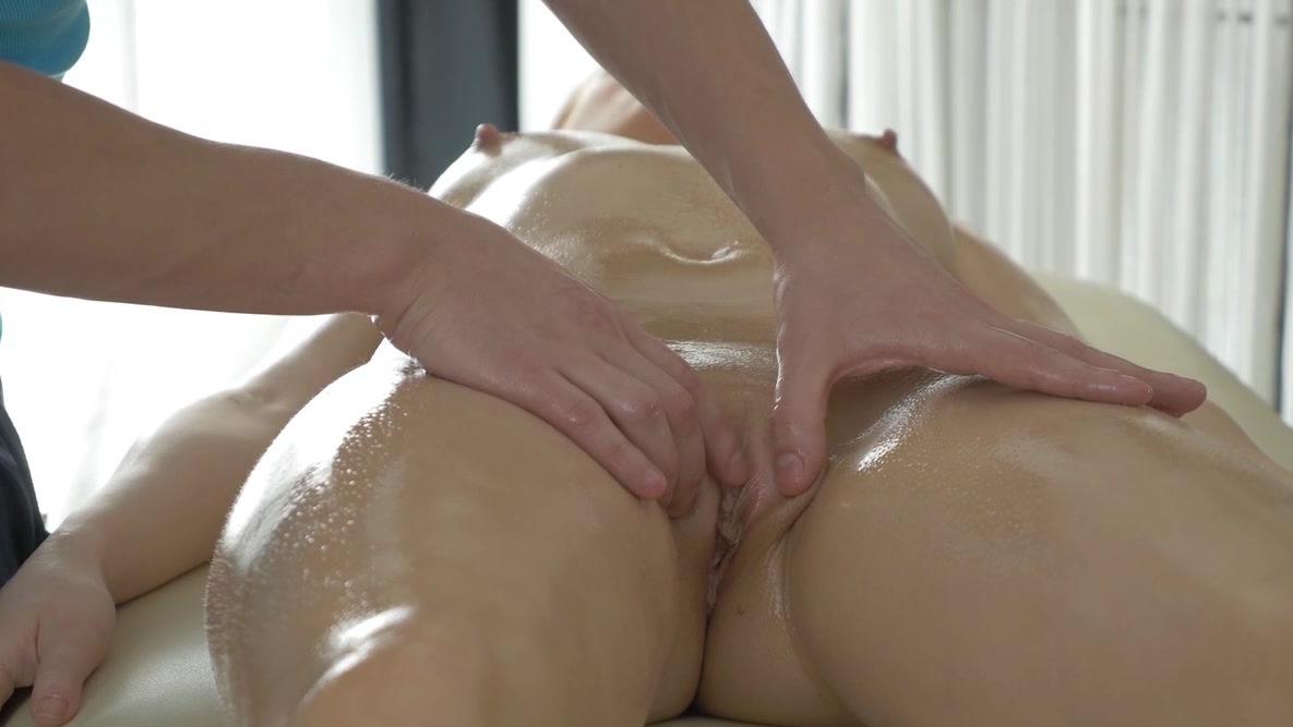видео массаж ануса вера